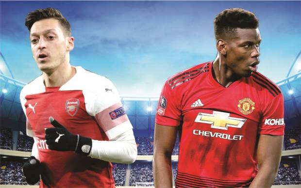 Arsenal vs Manchester United  Preview
