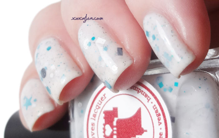xoxoJen's swatch of Philly Loves Lacquer I-G-G-L-E-S