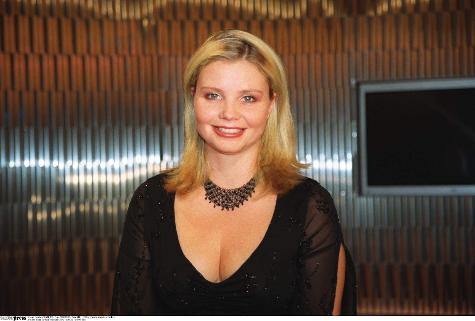 Annette Frier Alter