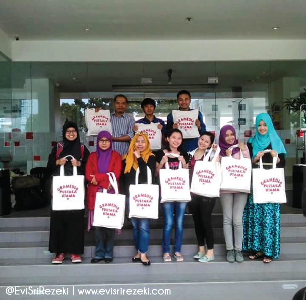 Catatan Perjalanan Gramedia Writing Project Bagian 2