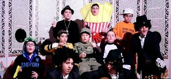 """V'nahafoch Hu"" - New York Boys Choir"