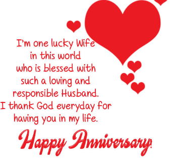 Funny Marriage Anniversary Wishes To Husband.