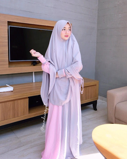 Hijab Clothes Dress Muslim Fashion 2019