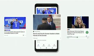 Google App in iOS