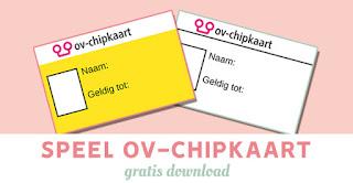 speel ov-chipkaart