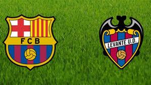 اهداف مباراة برشلونة وليفانتي اليوم 10/1/2019 Levante vs Barcelona علي قناة beIN Sports HD3 live