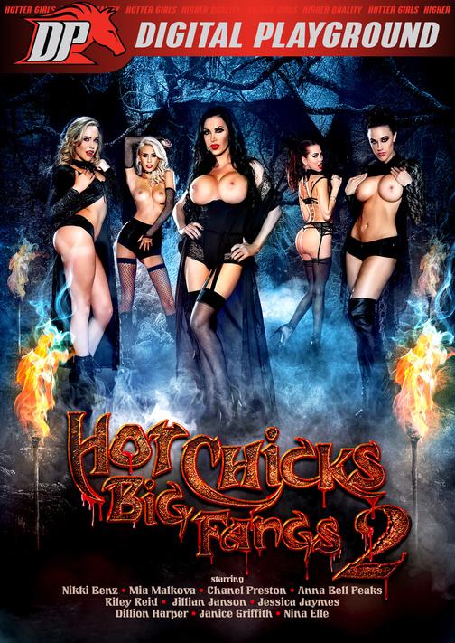 Hot Chicks Big Fangs 2 DigitalPlayground
