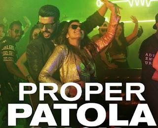 Proper Patola Lyrics | Namaste England | Badshah | Diljit Dosanjh