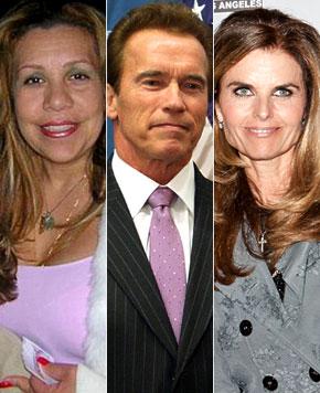 Arnold Schwarzenegger Secretly Visits Son with Mildred Baena ~ Salsa