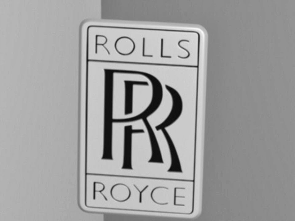 Rolls-Royce 3D Logo Photos