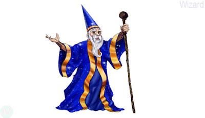 Wizard,জাদুকর