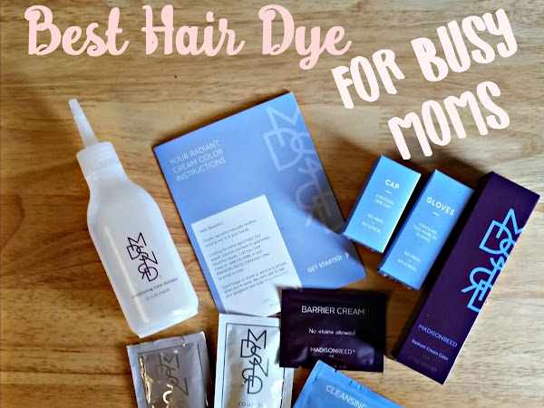 Best Hair Dye for Busy Moms