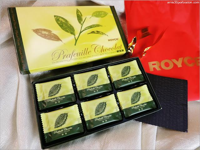 ROYCE' Chocolate Boston