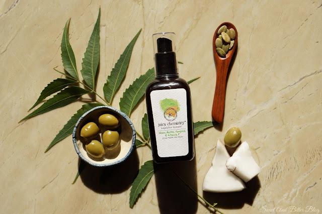 Neem Butter, Pumpkin & Vitamin E- Scalp Repair Hair Mask Certified Organic Review