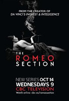 The Romeo Section: Season 1 (2015) Poster