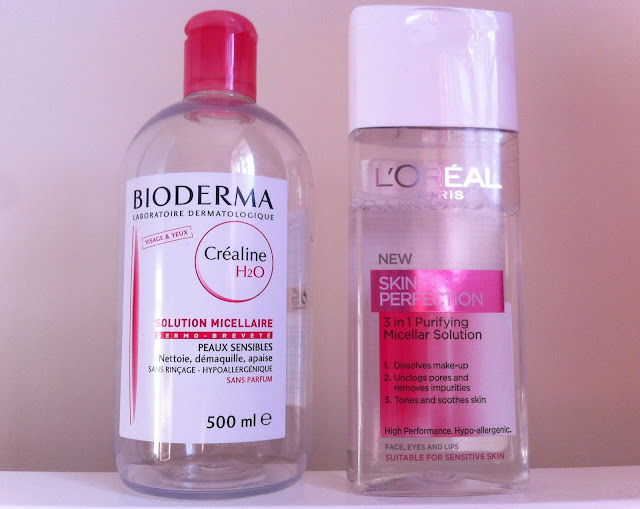 Bioderma VS. L'oreal Micellar Water