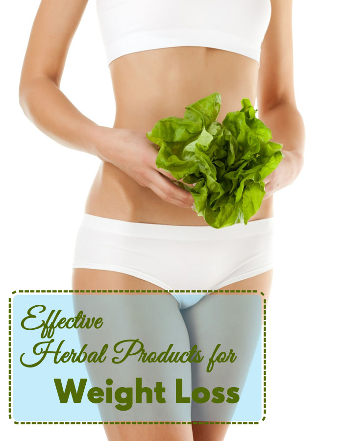 Effective Herbal Products for Weight Loss