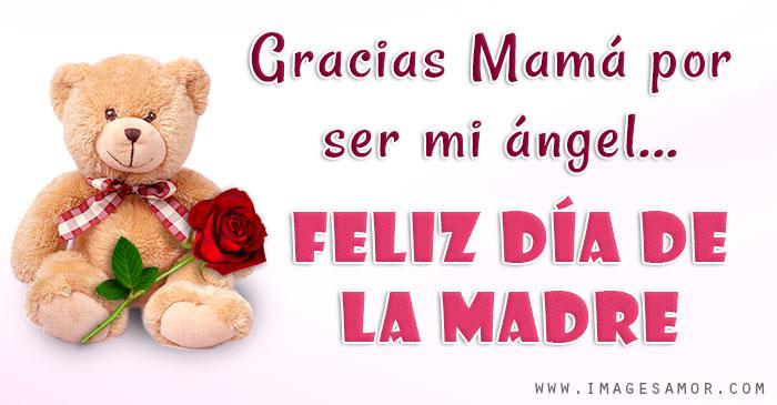 Frases De Feliz Día De La Madre Con Imágenes Bonitas Para Mamá