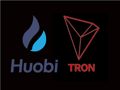 Huobi Wallet announced to share 400k TRX