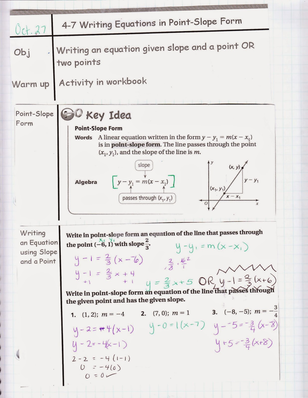 Ms Jean S Accel 7 Blog Accel 4 7 Writing Equations In