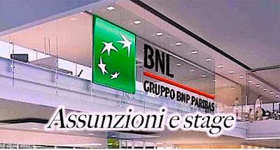 Banca Nazionale del Lavoro, Stage e offerte lavoro (scrivisullapaginadeituoisogni.blogspot.it)