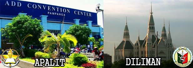 Ang dating daan convention center apalit mayor