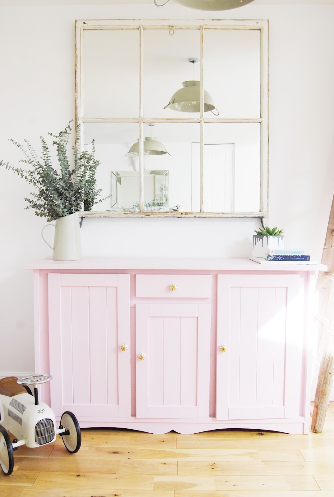 Love Your Little Home Make Your Own Reclaimed Mirrors