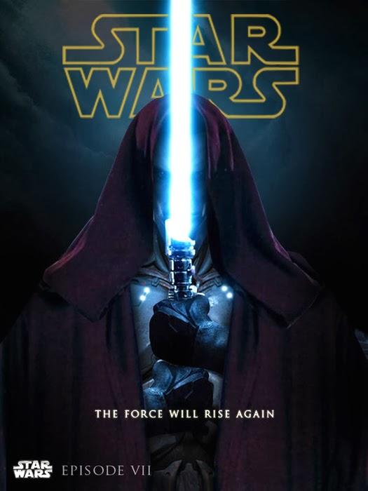 Star Wars Episode VII - Poster realizat de fani