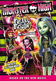 MH Freaky Fusion The Junior Novel Media