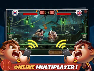 Download Head Basketball Apk Mod (Unlimited Money) for Android V1.4.0 Terbaru 2017 5