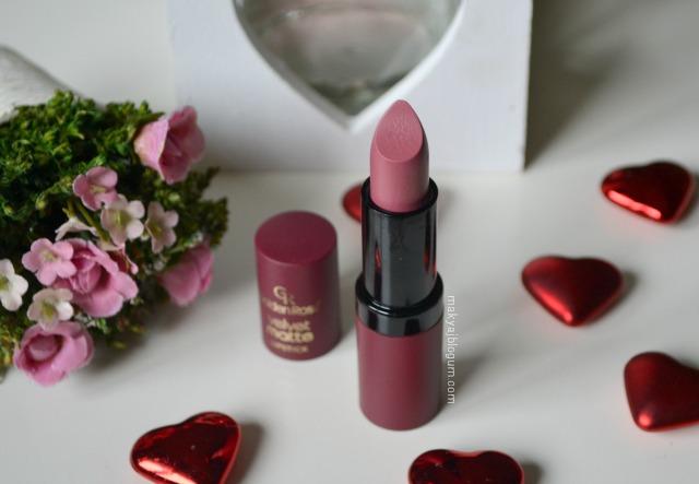 Golden Rose Velvet Matte Ruj 02 Makyaj Blogum Makyaj Ve Kozmetik