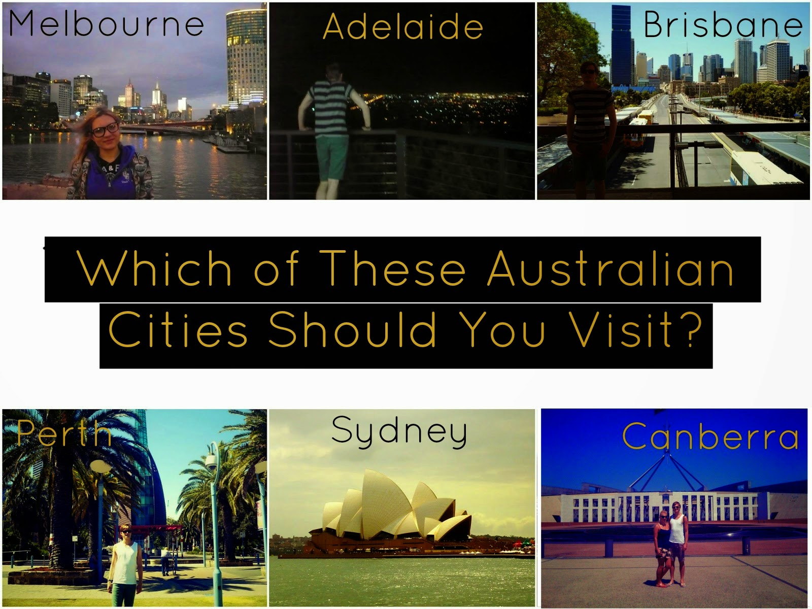 Travelling Weasels Which Of These Australian Cities Should You Visit