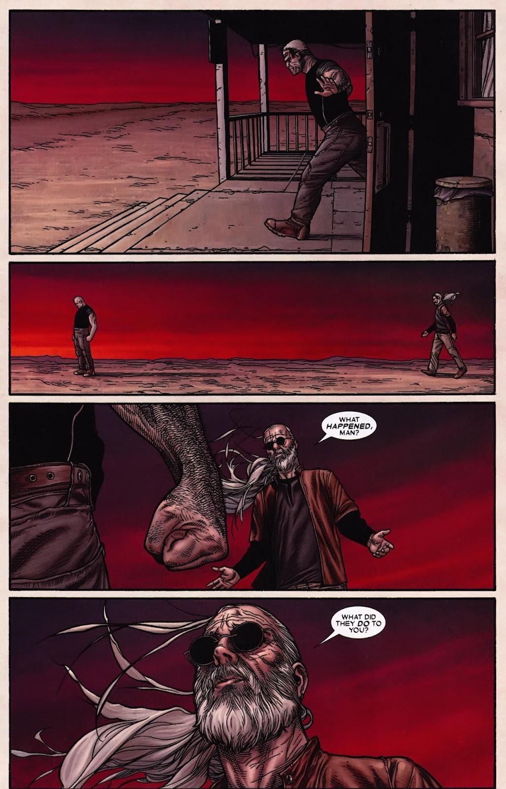 Read online Wolverine (2003) comic -  Issue #69 - 21