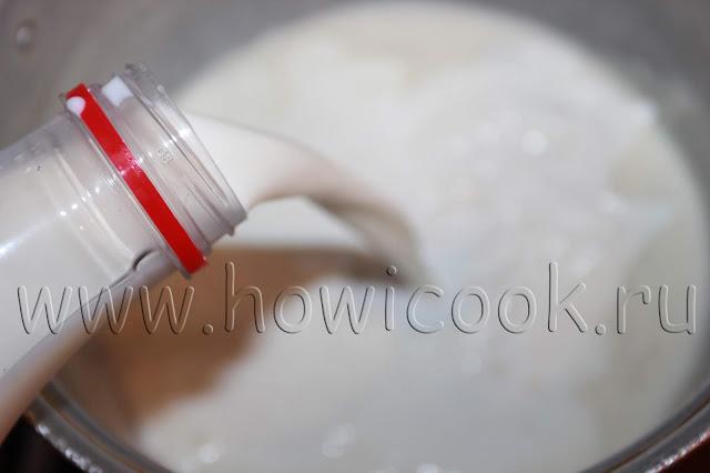 рецепт лазаньи с пошаговыми фото