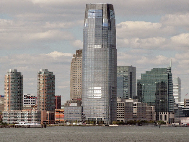 Goldman Sachs Tower, 30 Hudson Street, Jersey City, New Jersey