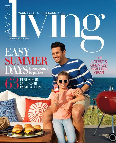 Avon Living Catalog Good Through 6/24/16