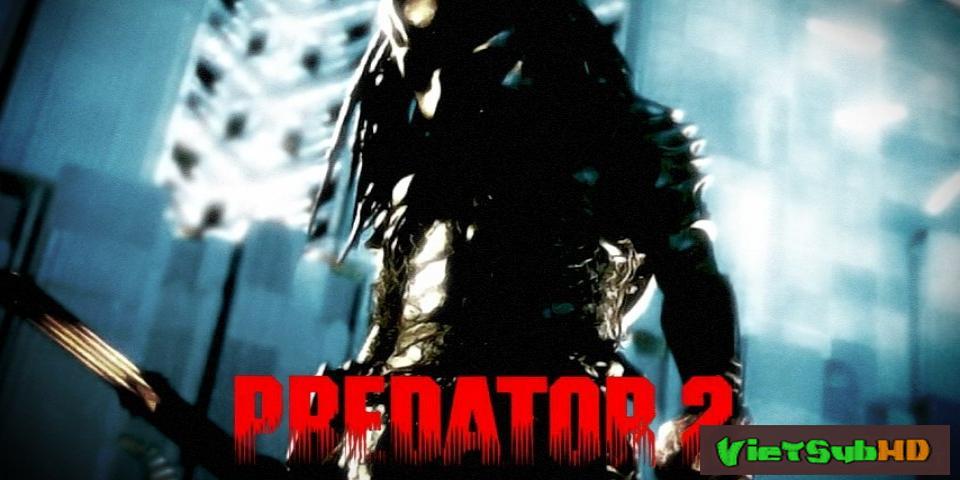 Phim Quái Vật Vô Hình 2 (tiêu Diệt Ác Thú 2) VietSub HD | Predator 2 1990