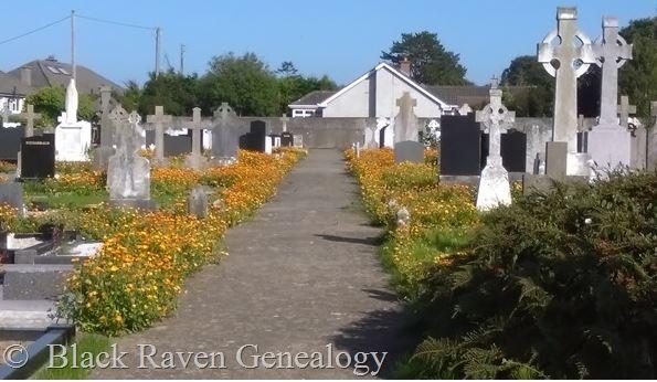 St Sylvester's Cemetery, Malahide, Co. Dublin, 2016