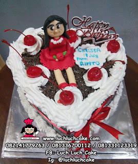 Blackforest Cake Untuk Pacar Cewek