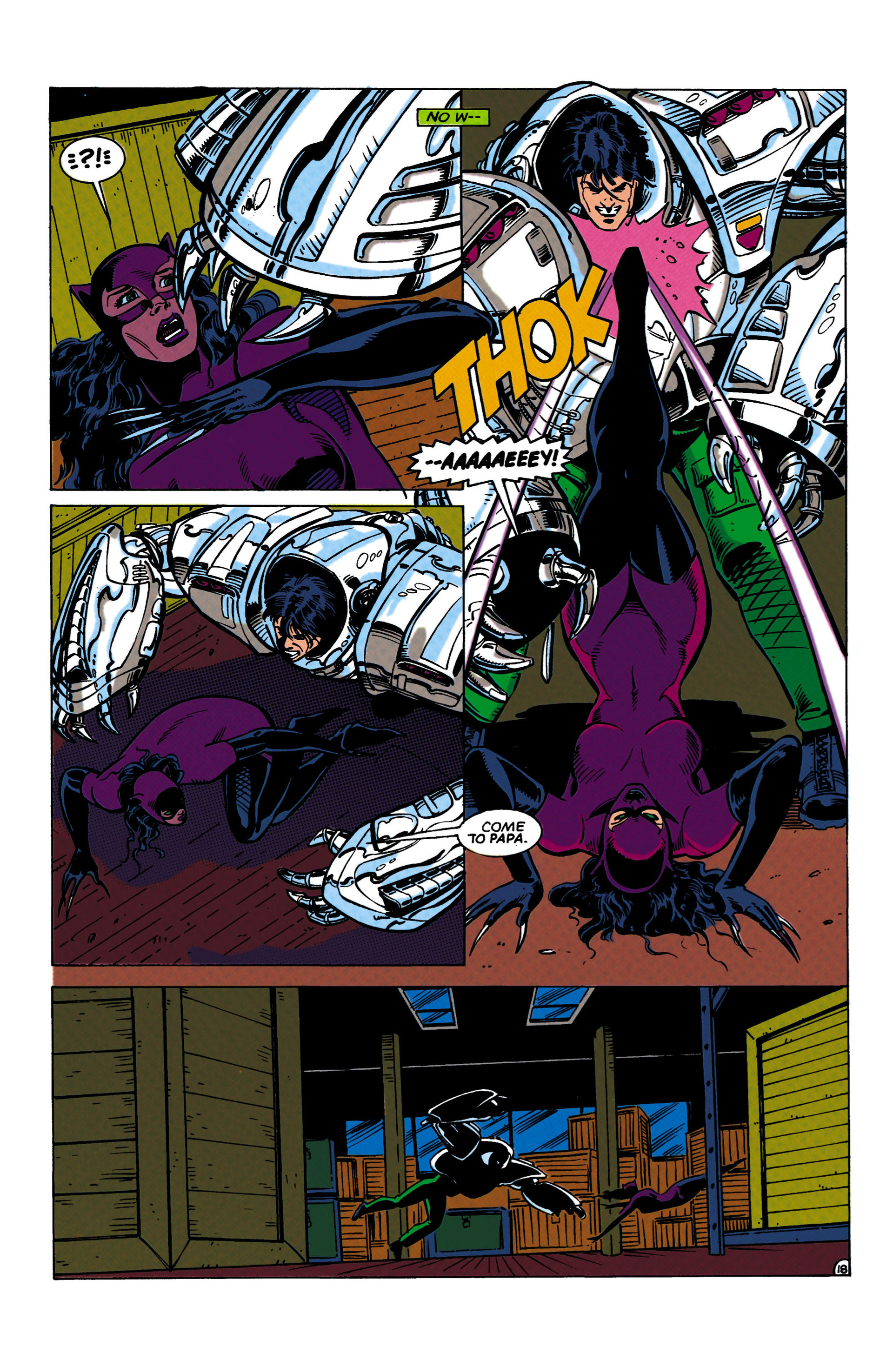 Catwoman (1993) Issue #11 #16 - English 19