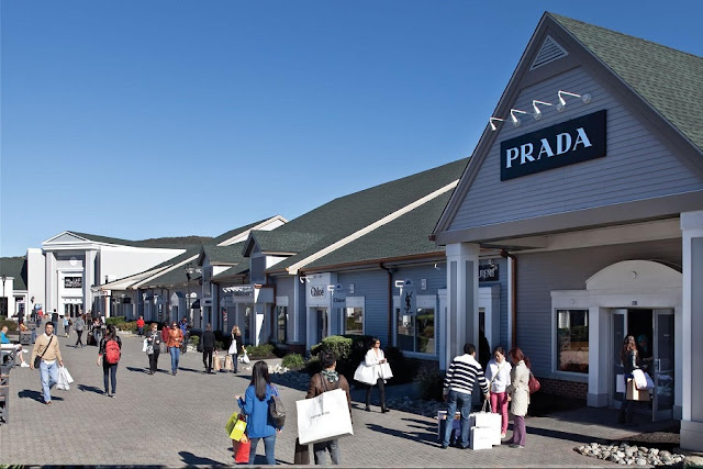Outlet Woodbury Common Premium em Central Valley