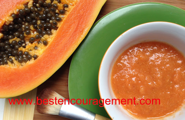 papaya tips images