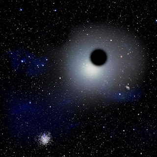 Real Life Black Holes in Space - Pics about space