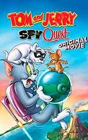 Filme Tom e Jerry Aventura com Jonny Quest