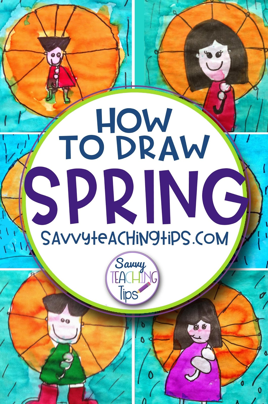 How to draw a spring