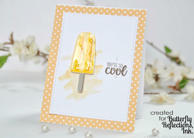 Sunny Studio Stamps: Sunny Saturday Share Customer Card by Crystal Thompson