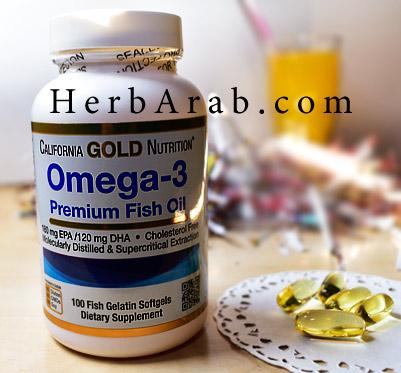 افضل حبوب اوميغا 3 للبشرة من اي هيرب تجارب حبوب اوميغا 3 ايهيرب افضل اوميغا 3 من منتجات اي هيرب