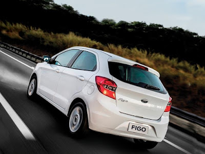 New Ford Figo 2016 hd image