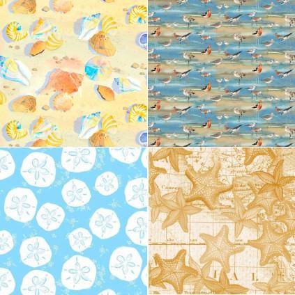 Ocean Inspired Fabrics