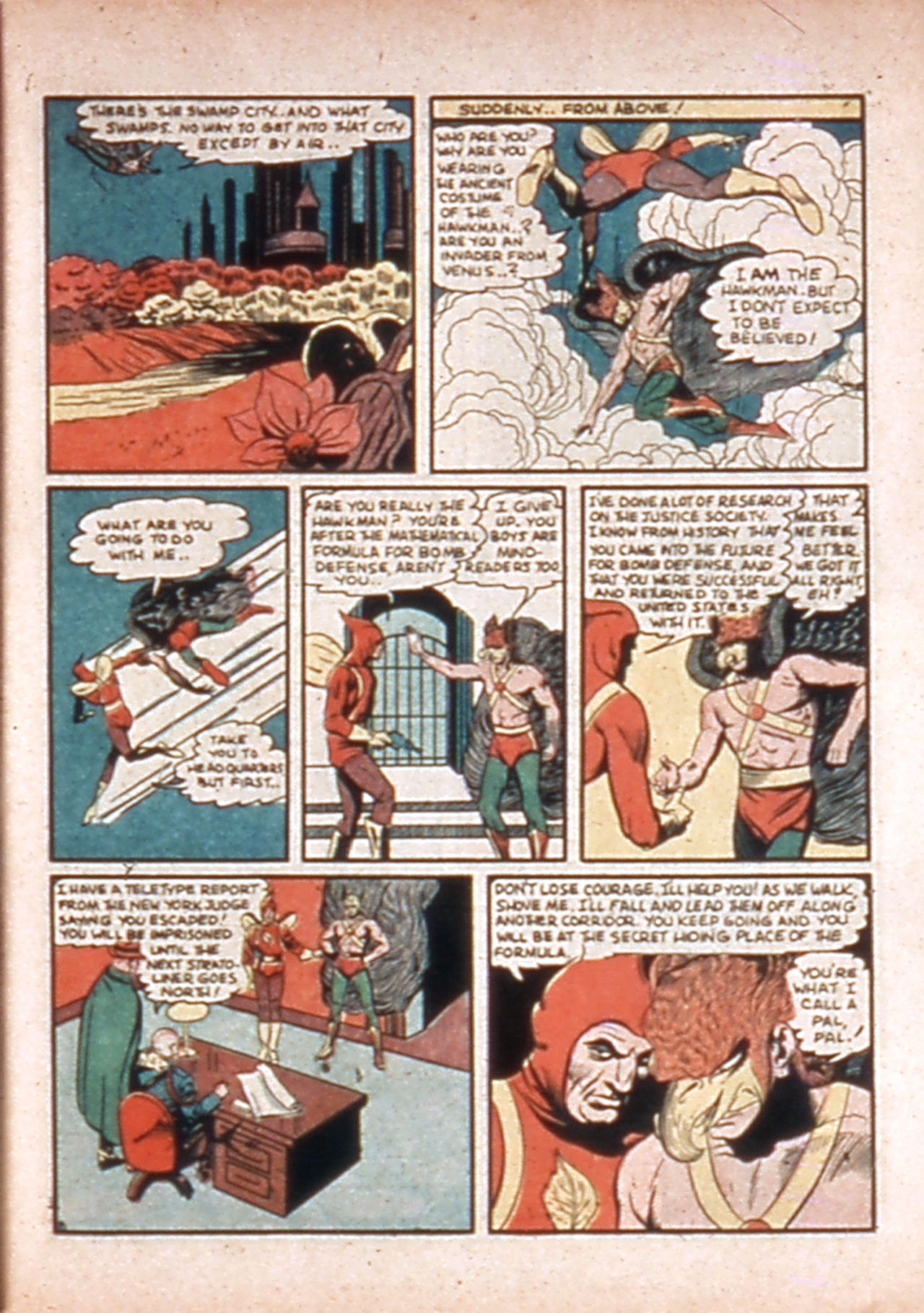 All-Star Comics (1940) issue 10 - Page 11
